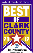 Best of Clark County 2012