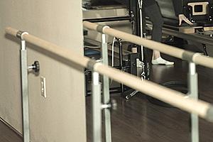 Ballet/barre bars